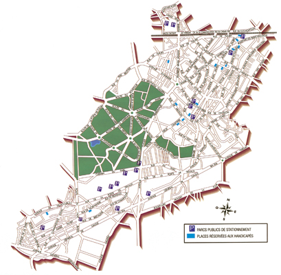 plan de Clamart